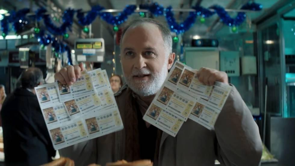 imagen del anuncio loteria navidad 2018