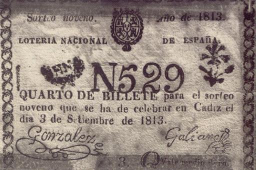 Decimo del año 1813