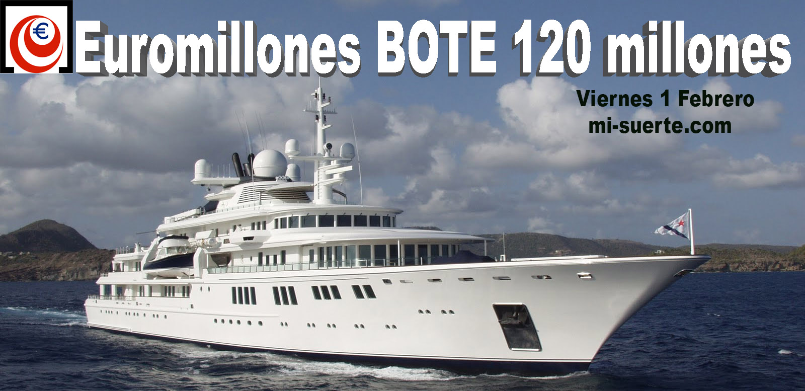 Bote extra euromillones 120 millones