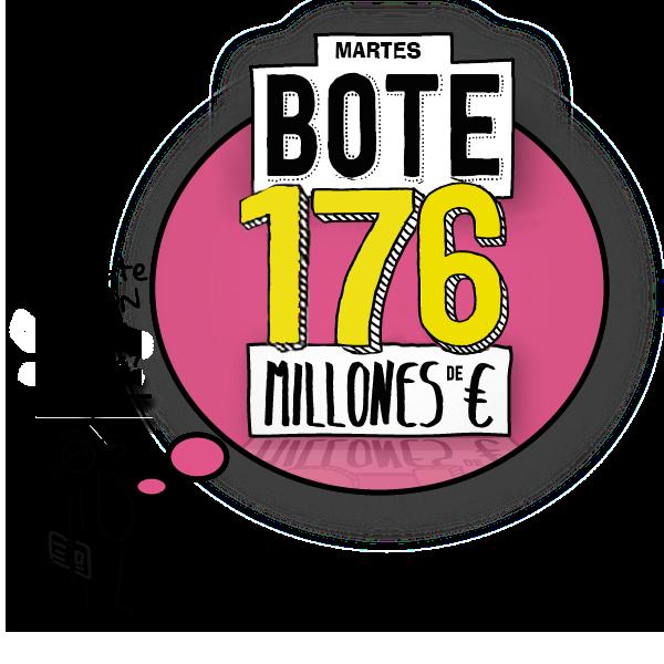 Bote de Euromillones 151 millones